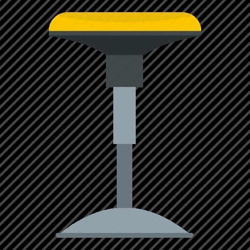 bar, chair, interior, modern, seat, sit, stool icon