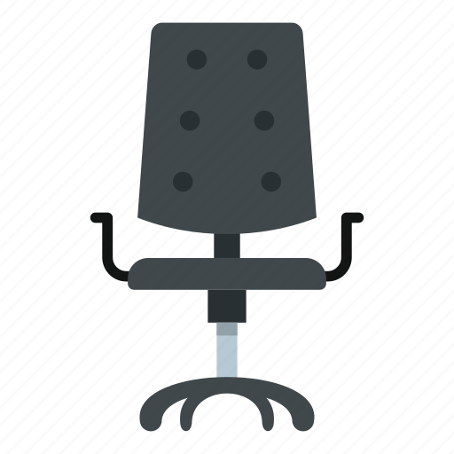 armchair, chair, comfortable, furniture, interior, nobody, office icon