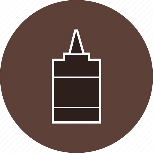 fluid, glue, paste icon
