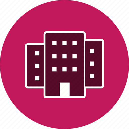 building, buildings, office icon