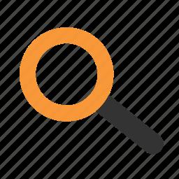glass, magnifier, search, searchengine, seo icon