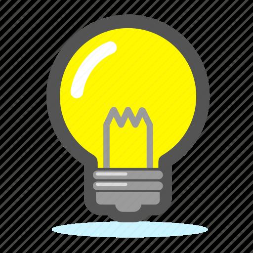 Bulb, creative, idea, ...