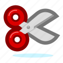 repair, scissors, settings, tool, tools, work icon