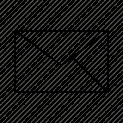 Envelope, job, office, secretary, work icon - Download on Iconfinder