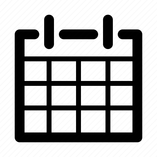 Calendar, job, office, secretary, work icon - Download on Iconfinder