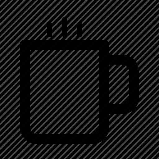coffee, job, office, secretary, work icon