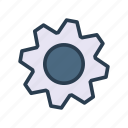 configure, gear, maintenance, preference, setting icon