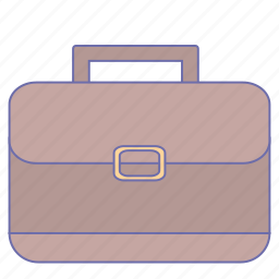 breifcase, business, office icon