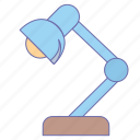 business, lamp, office icon