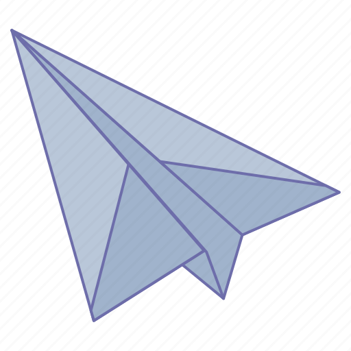 Business, office, paper, plane icon - Download on Iconfinder