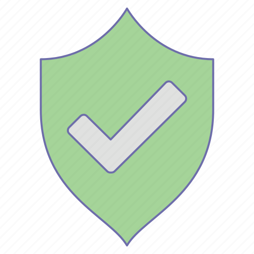 business, office, protected, shield icon