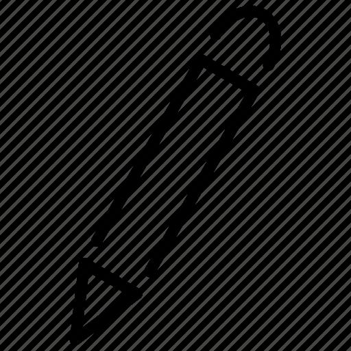 change, correct, edit, pen, pencil, signature, write icon