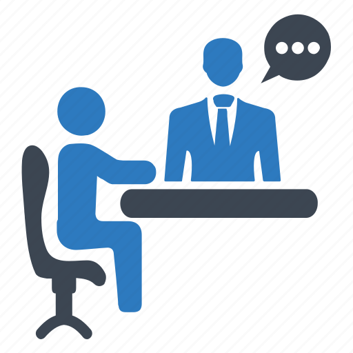 communication, help desk, infommation, meeting, receptionist icon