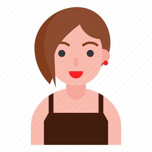 Avatar, fashion, female, girl, woman icon - Download on Iconfinder