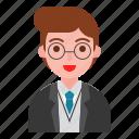 male, avatar, user