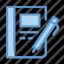 moleskine, notebook, note, book, diary, pen