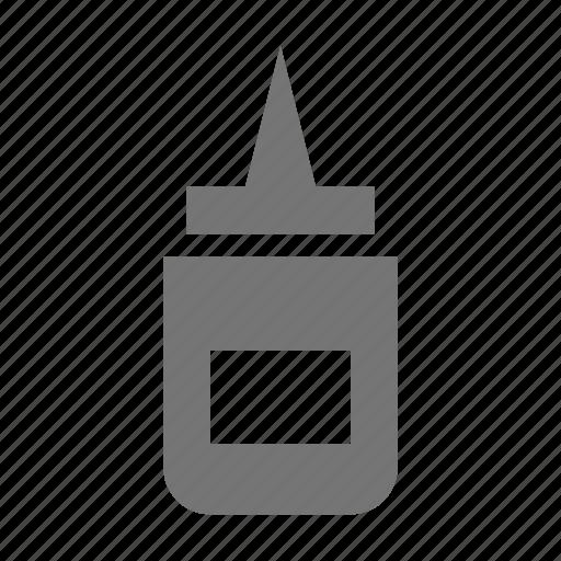 glue, paste, supplies icon