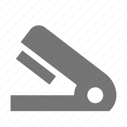staple, stapler, supplies icon