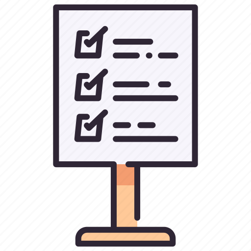 board, business, guideline, learn, rule, rules, strategy icon