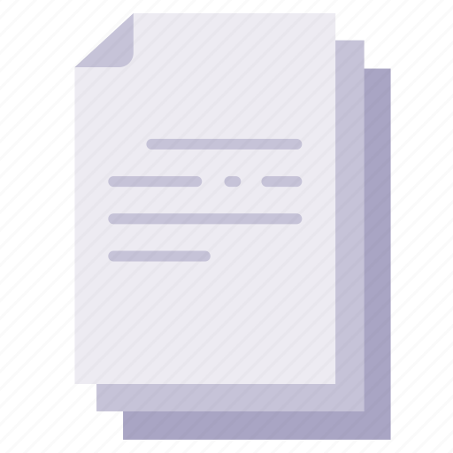 Business, document, file, office, paper, paperwork icon - Download on Iconfinder
