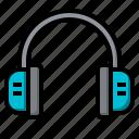 audio, earphones, electronics, headphones, sound, technology