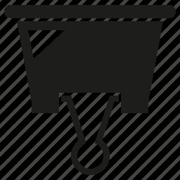 attach, attachment, clip, paper clip, tool icon