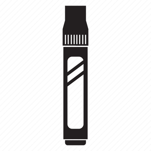marker, pen, stationery icon