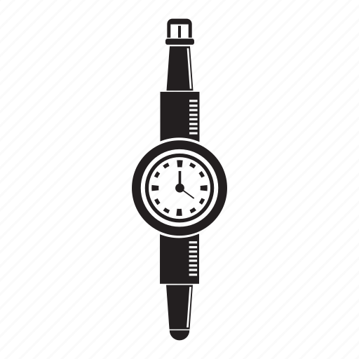 clock, hand watch, time icon