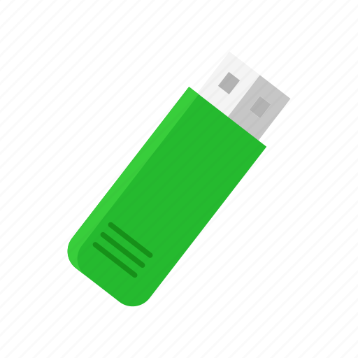 file storage, flash drive, universal serial bus, usb icon
