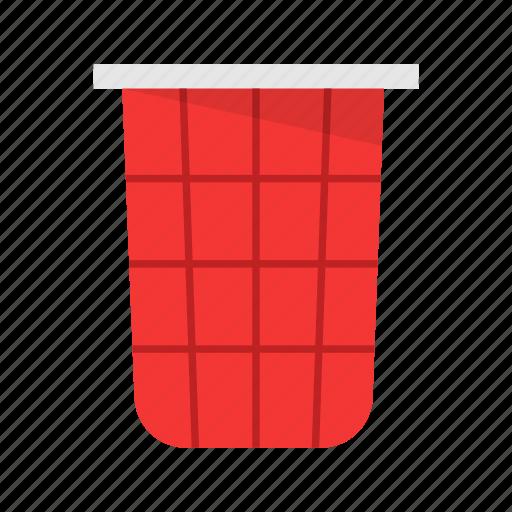 delete, garbage, remove, trash can icon