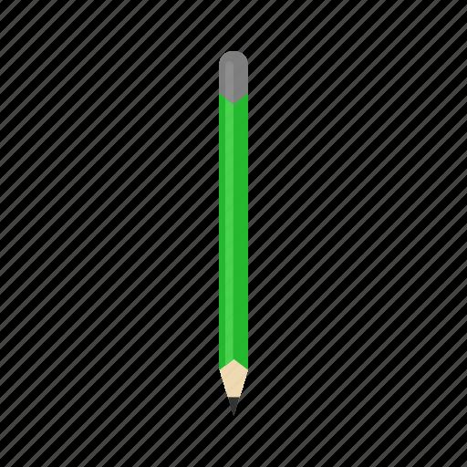 draw, green pencil, marker, pencil icon