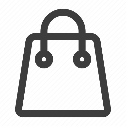 Bag, paper bag, retail, shopping icon - Download on Iconfinder