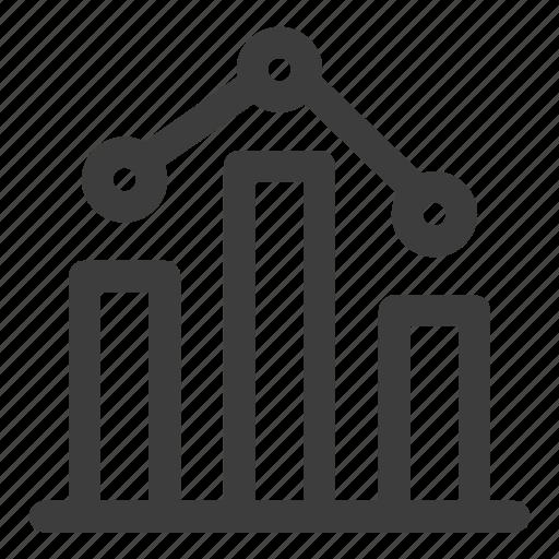 Analytics, chart, graph, report, statistics icon - Download on Iconfinder