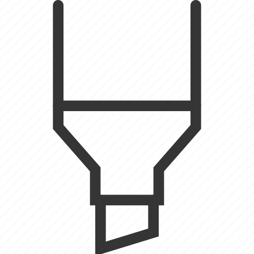 draw, marker, office, paper, tool, write icon