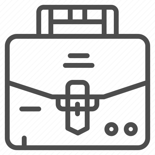 bag, briefcase, business, case, office, suitcase icon