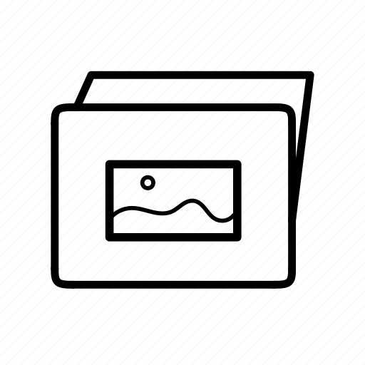 folder, image, image folder, images, my images icon