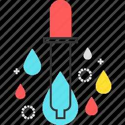 color, eye dropper, palette, picker icon