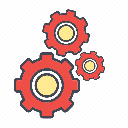 configuration, options, preferences, process, setting, tools, work icon