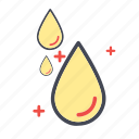 clean, drop, shine, water icon