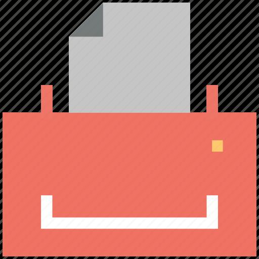 fax, printer device, telefax, type machine, type writer icon
