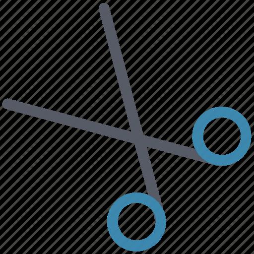 cut, cutter, cutting, scissor, tool icon