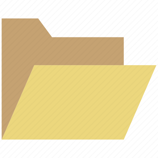 document, document folder, file folder, older icon