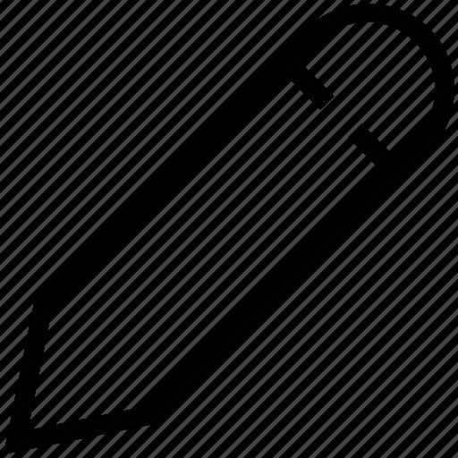 highlighter, highlighter marker, marker, pointer, stationery icon