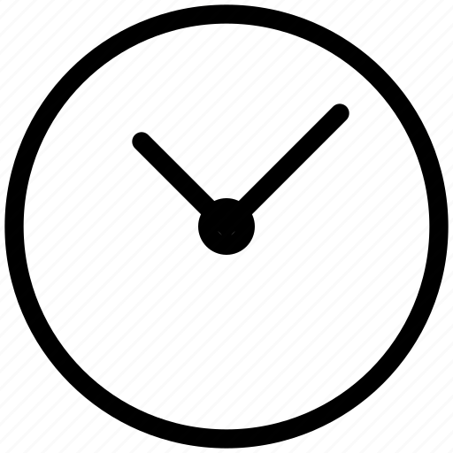 analog clock, clock, office, time icon