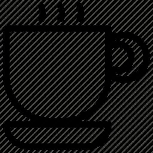 coffee, coffee break, morning coffee, office icon