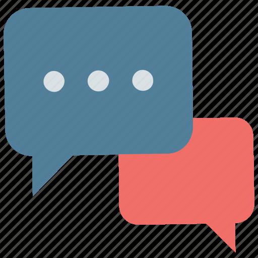 chat, chat bubble, comment, communication, conversation, message, talk icon