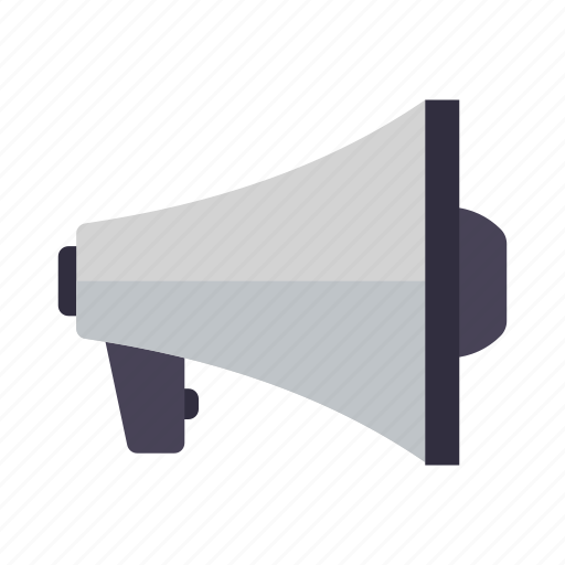 Announcement, megaphone, hailer, loudspeaker, promotion, sound, speaking icon - Download on Iconfinder