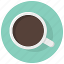 beverage, coffe, coffee, coffee break, cup, drink, pause icon