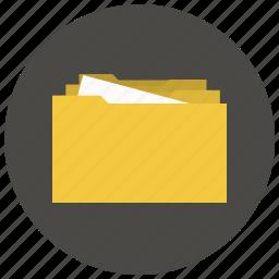 breafcase, brief, directory, documents, file, folder, portfolio icon