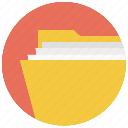 breafcase, brief, directory, document, file, folder, portfolio icon
